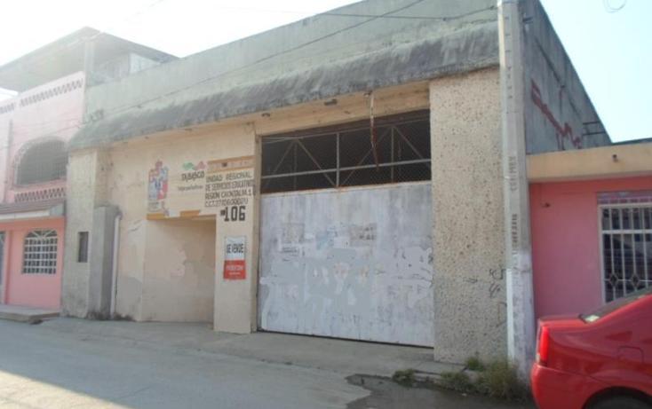 Foto de bodega en renta en  , cárdenas centro, cárdenas, tabasco, 992453 No. 01