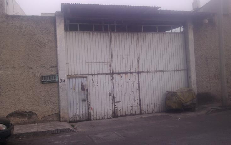 Foto de terreno habitacional en venta en  , carlos hank gonzalez, iztapalapa, distrito federal, 1684466 No. 01