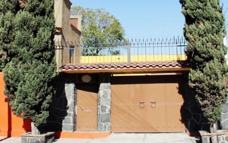 Foto de casa en renta en carmen 3, miguel hidalgo, tláhuac, df, 1723554 no 01