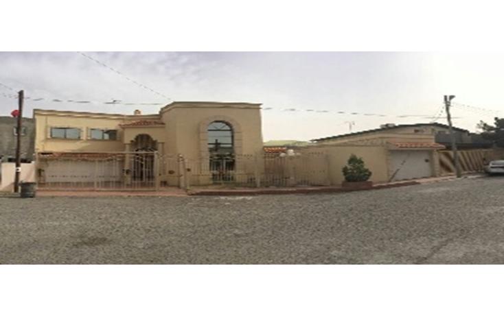 Foto de casa en venta en  , puerta del sol, juárez, chihuahua, 1915951 No. 01
