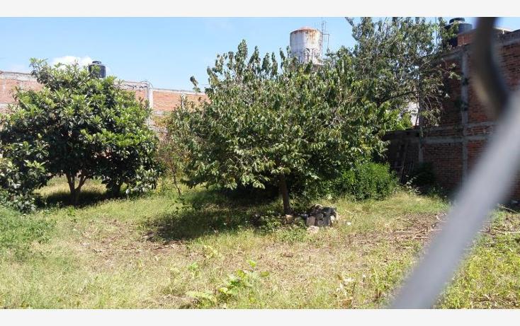 Foto de terreno habitacional en venta en carmen serdan 60, margarita maza de juárez, morelia, michoacán de ocampo, 1469387 no 02