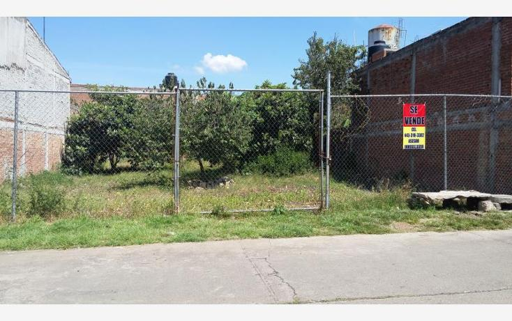 Foto de terreno habitacional en venta en carmen serdan 60, margarita maza de juárez, morelia, michoacán de ocampo, 1469387 no 03