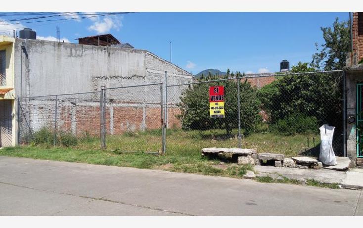 Foto de terreno habitacional en venta en carmen serdan 60, margarita maza de juárez, morelia, michoacán de ocampo, 1469387 no 04