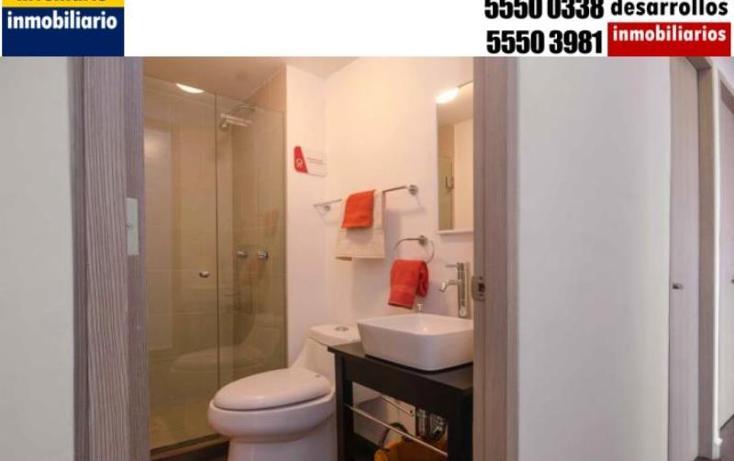 Foto de departamento en venta en  , carola, álvaro obregón, distrito federal, 2850566 No. 08