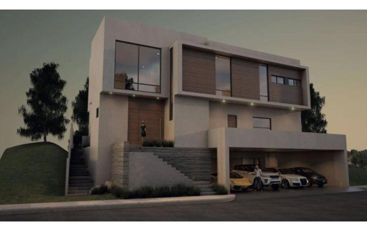 Foto de casa en venta en  , carolco, monterrey, nuevo le?n, 1068961 No. 01