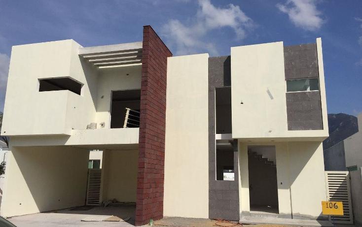 Foto de casa en venta en  , carolco, monterrey, nuevo león, 1091617 No. 01