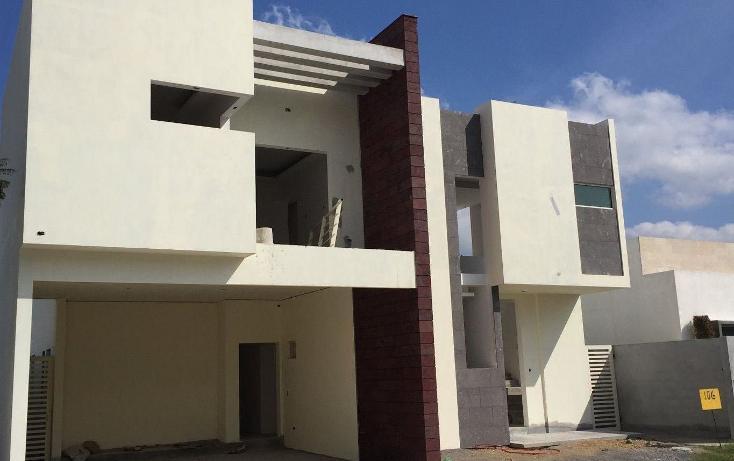 Foto de casa en venta en  , carolco, monterrey, nuevo león, 1091617 No. 02
