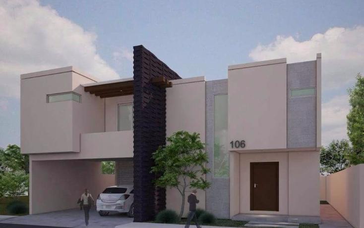 Foto de casa en venta en  , carolco, monterrey, nuevo león, 1091617 No. 03