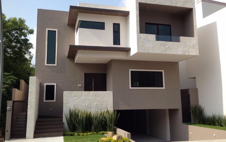 Foto de casa en venta en  , carolco, monterrey, nuevo león, 1169623 No. 01