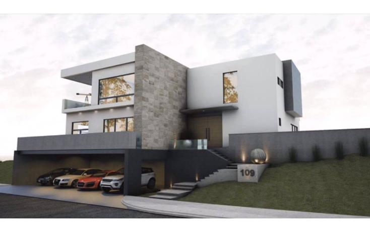 Foto de casa en venta en  , carolco, monterrey, nuevo le?n, 1196675 No. 01