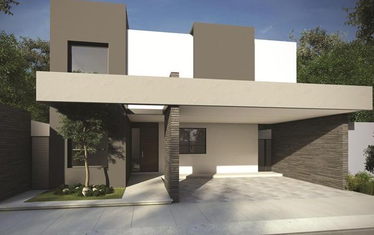 Foto de casa en venta en  , carolco, monterrey, nuevo león, 1240003 No. 01