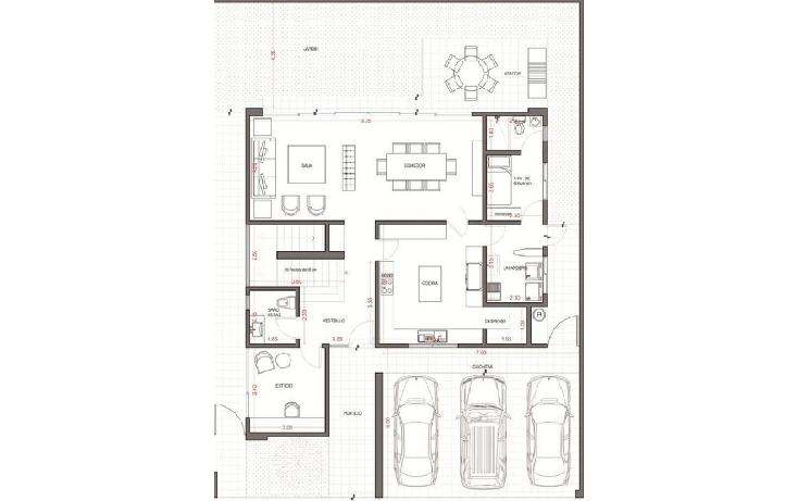 Foto de casa en venta en  , carolco, monterrey, nuevo león, 1240003 No. 02