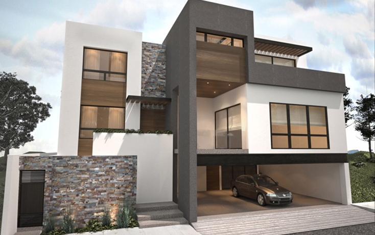 Foto de casa en venta en  , carolco, monterrey, nuevo león, 1314795 No. 01