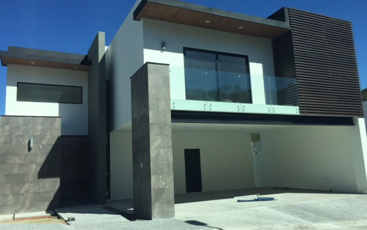 Foto de casa en venta en  , carolco, monterrey, nuevo león, 1317531 No. 01
