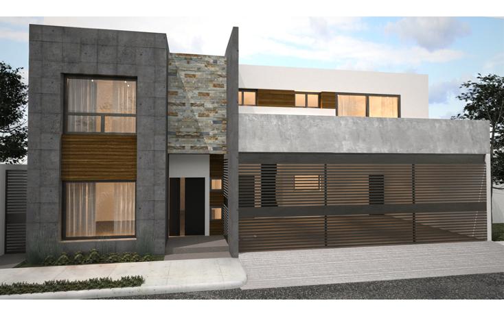 Foto de casa en venta en  , carolco, monterrey, nuevo le?n, 1392343 No. 01