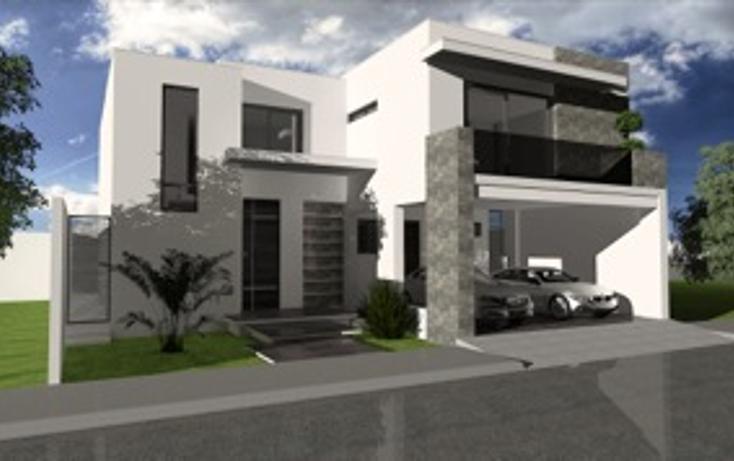 Foto de casa en venta en  , carolco, monterrey, nuevo león, 1460291 No. 01