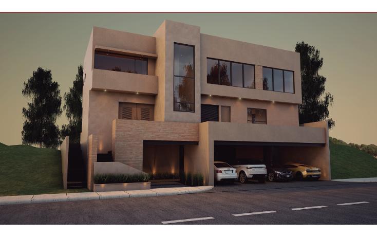 Foto de casa en venta en  , carolco, monterrey, nuevo le?n, 1477447 No. 01