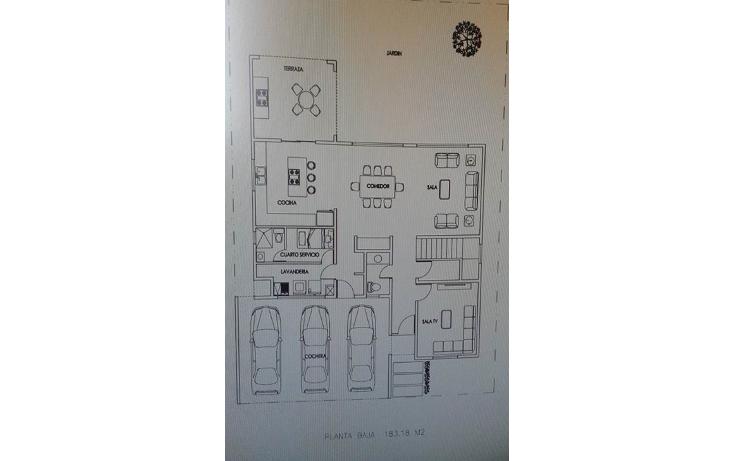 Foto de casa en venta en  , carolco, monterrey, nuevo león, 1643694 No. 04