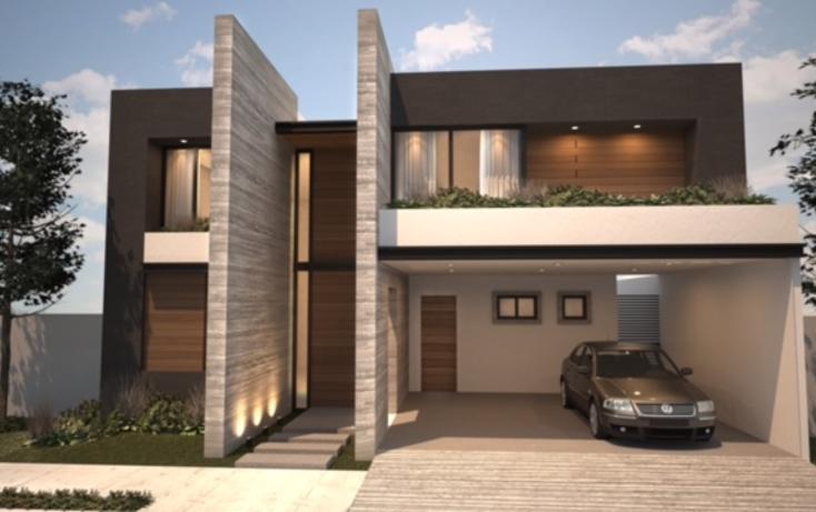 Foto de casa en venta en  , carolco, monterrey, nuevo león, 1662678 No. 01