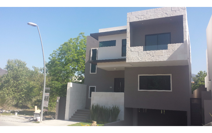Foto de casa en venta en  , carolco, monterrey, nuevo león, 1677096 No. 01