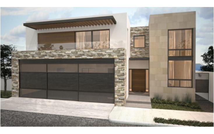Foto de casa en venta en  , carolco, monterrey, nuevo león, 1811094 No. 01