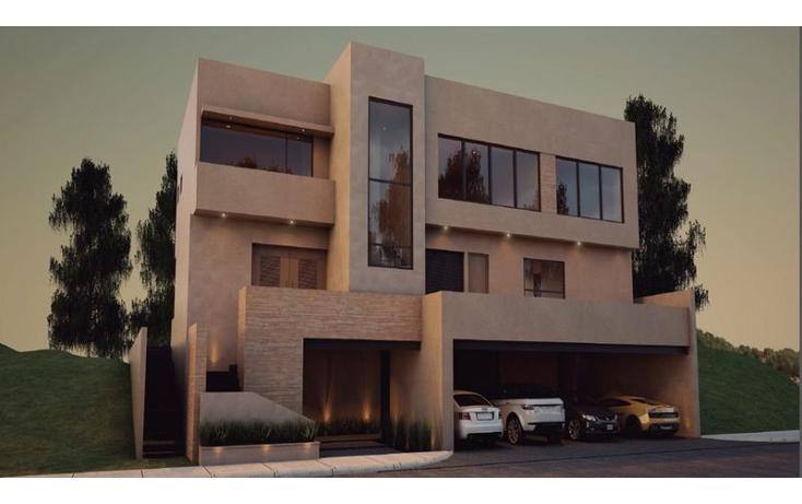 Foto de casa en venta en  , carolco, monterrey, nuevo león, 2002708 No. 01
