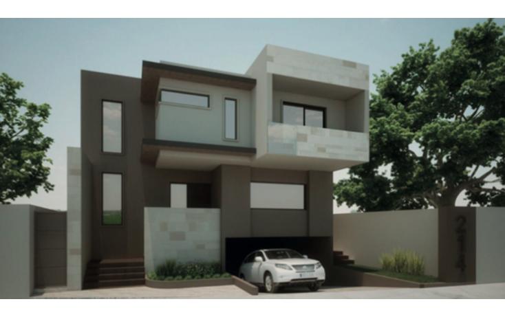 Foto de casa en venta en  , carolco, monterrey, nuevo león, 2031294 No. 01