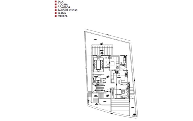 Foto de casa en venta en  , carolco, monterrey, nuevo león, 2031294 No. 03