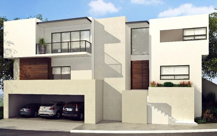Foto de casa en venta en  , carolco, monterrey, nuevo le?n, 940685 No. 01