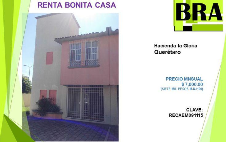 Foto de casa en renta en, carolina, querétaro, querétaro, 1467655 no 01