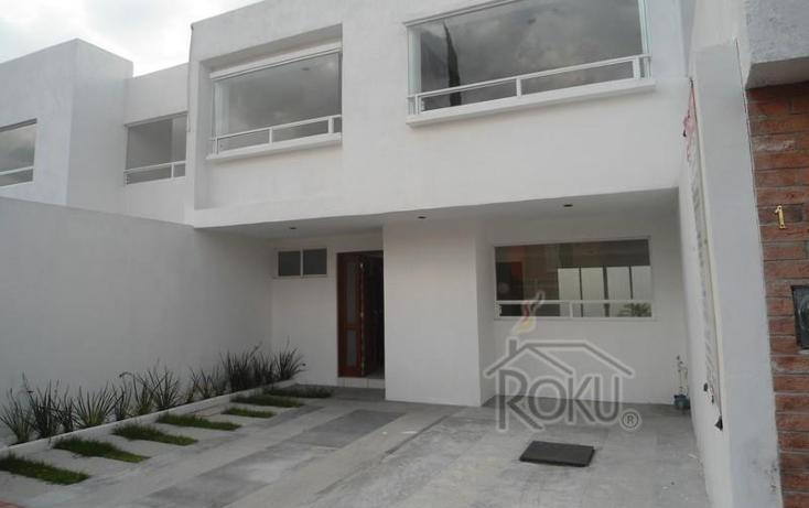 Foto de casa en venta en  , carolina, querétaro, querétaro, 372417 No. 01