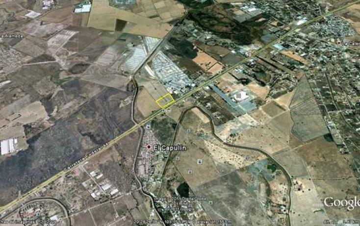 Foto de terreno habitacional en venta en carr a chapala 1, la calera, tlajomulco de zúñiga, jalisco, 341996 no 01