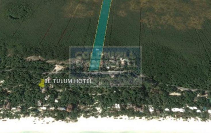 Foto de terreno habitacional en venta en carr boca paila, tulum centro, tulum, quintana roo, 328912 no 07