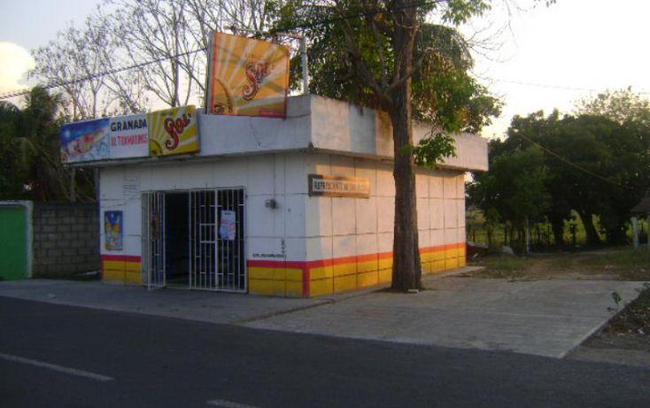 Foto de local en venta en carr cd pemejonuta, el bayo 2a secc, macuspana, tabasco, 1390969 no 02