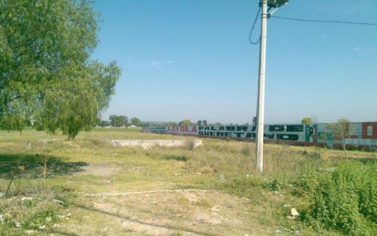 Foto de terreno industrial en venta en carr estatal cadaereyta 1, el paraíso, el marqués, querétaro, 1421525 no 02