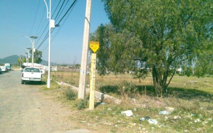 Foto de terreno industrial en venta en carr estatal cadaereyta 1, el paraíso, el marqués, querétaro, 1421525 no 03