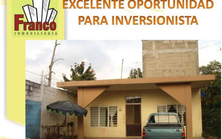 Foto de casa en venta en carr federal comalcalcocardenas, cap reyes hernandez 2a secc, comalcalco, tabasco, 1082725 no 01