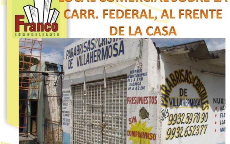 Foto de casa en venta en carr federal comalcalcocardenas, cap reyes hernandez 2a secc, comalcalco, tabasco, 1082725 no 02