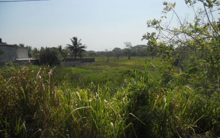 Foto de terreno habitacional en venta en carr federal vhsamacuspana sn, aquiles serdán 2a secc, jalapa, tabasco, 1696510 no 01