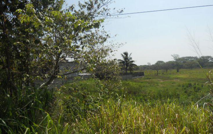 Foto de terreno habitacional en venta en carr federal vhsamacuspana sn, aquiles serdán 2a secc, jalapa, tabasco, 1696510 no 03