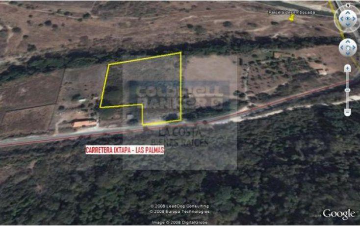 Foto de terreno habitacional en venta en carr ixtapalas palmas, ixtapa, puerto vallarta, jalisco, 1309859 no 01