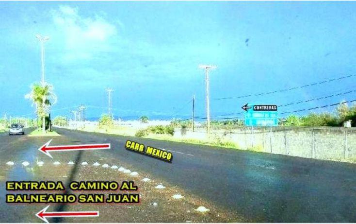 Foto de terreno comercial en venta en carr mexico entrada calixto contreras, girasoles, durango, durango, 1527650 no 02
