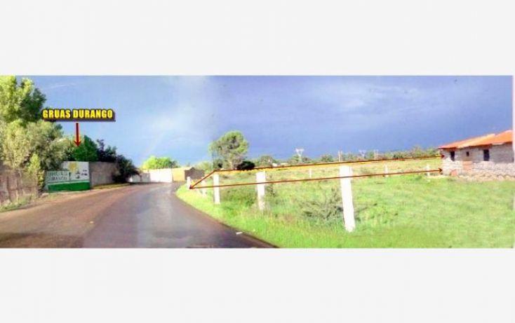 Foto de terreno comercial en venta en carr mexico entrada calixto contreras, girasoles, durango, durango, 1527650 no 05