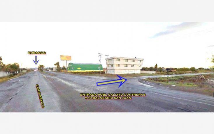 Foto de terreno comercial en venta en carr mexico entrada calixto contreras, girasoles, durango, durango, 1527650 no 11