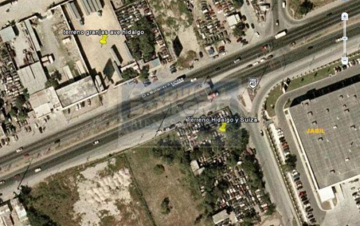 Foto de terreno habitacional en venta en carr monterrey, granjas económicas del norte, reynosa, tamaulipas, 509444 no 06
