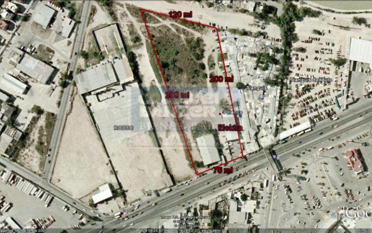 Foto de terreno habitacional en venta en carr monterrey, moderno, reynosa, tamaulipas, 515741 no 01