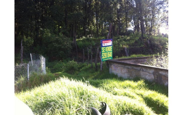 Foto de terreno habitacional en venta en carr san mateo  jiquipilco, san luis ayucan, jilotzingo, estado de méxico, 597745 no 01