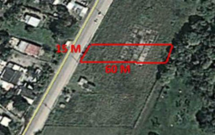 Foto de terreno habitacional en venta en carr sanchez magallanes sn sn, la venta, huimanguillo, tabasco, 1907711 no 03