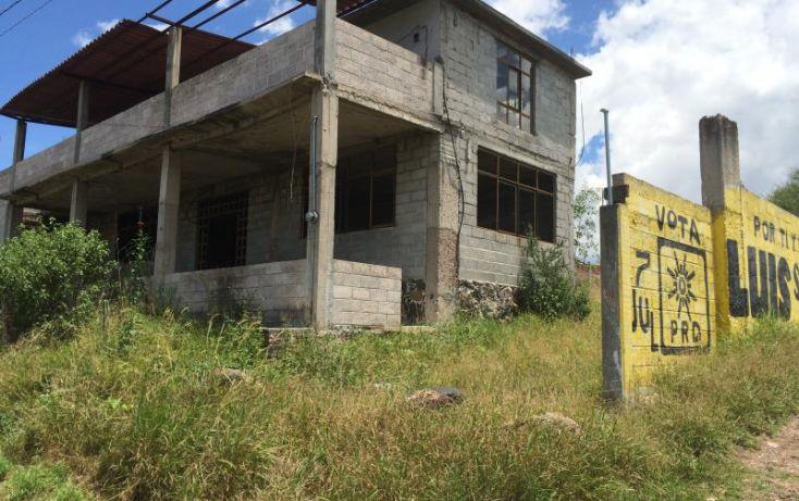 Foto de terreno habitacional en venta en carr tecozautla huichapan, pañhé, tecozautla, hidalgo, 1243825 no 03