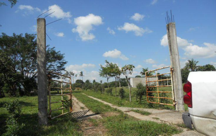 Foto de rancho en venta en carr villahermosa macuspana km 27 sn, macuspana centro, macuspana, tabasco, 1696846 no 04